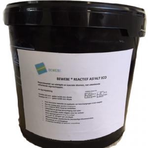 BEWEBE® Reactief reparatie asfalt ECO gradatie 0/3 mm