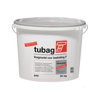 Tubag PFF epoxy voegmortel kant en klaar